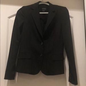Club Monaco black wool blazer - size 6